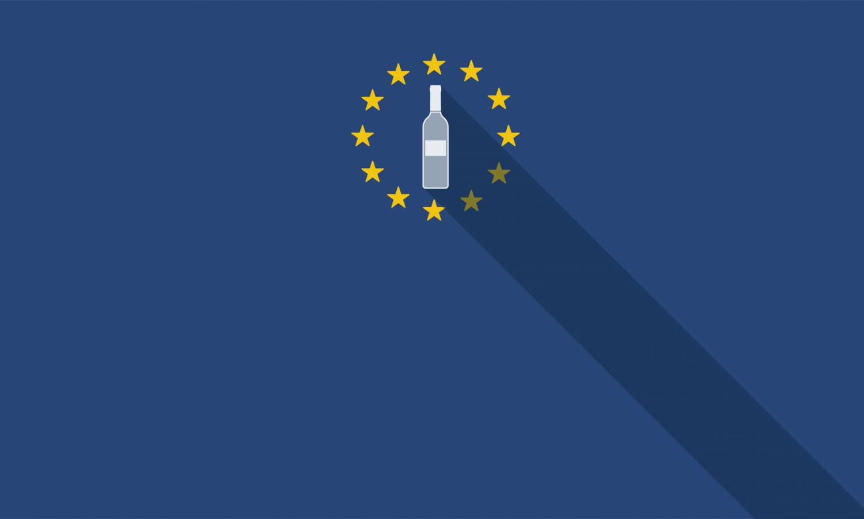Wieviel EU steckt im Wein?