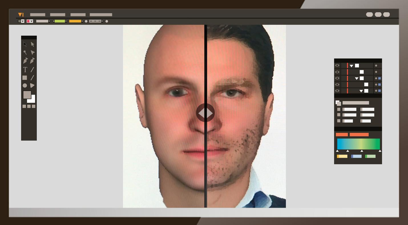 Sie gibt Verbrechern ein Gesicht - VRM Stories
