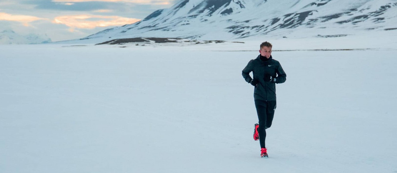 Project Iceman – Ein Triathlon in der Antarktis