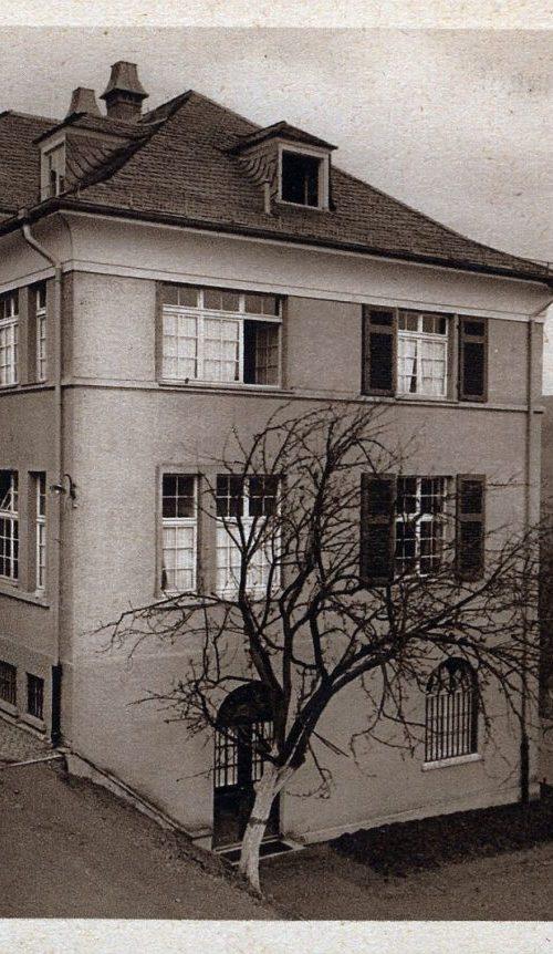 Fotos: Stadtarchiv Idstein, Sammlung Conrad Frohn