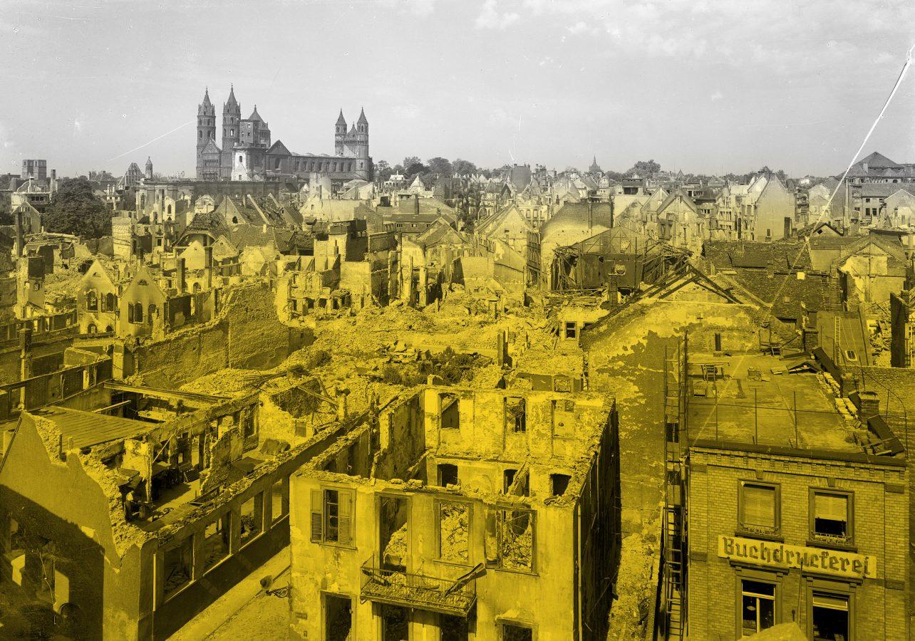 Die Zerstörung: Worms und der 21. Februar 1945