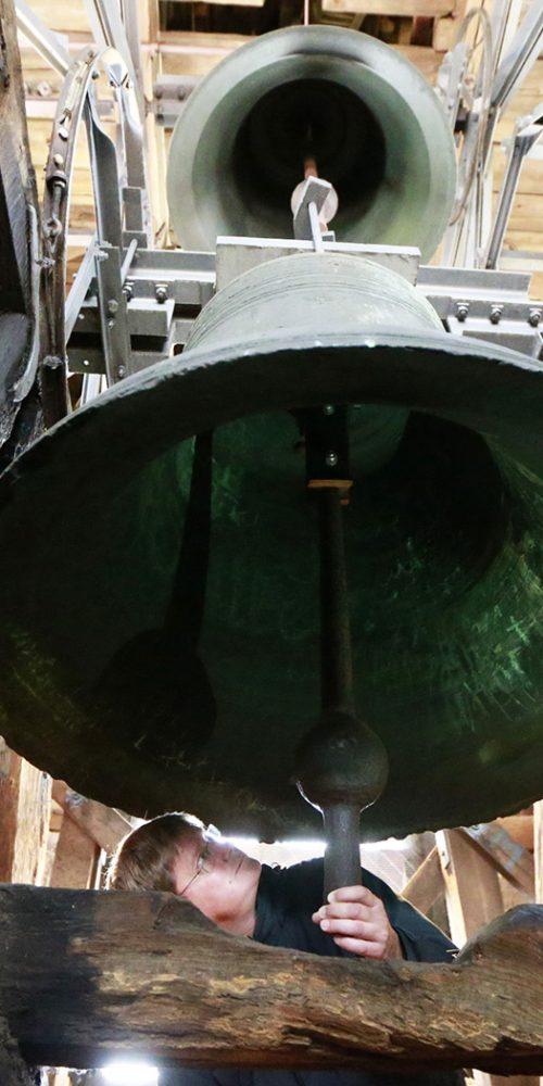 Historische Glocken aus Pfungstadt