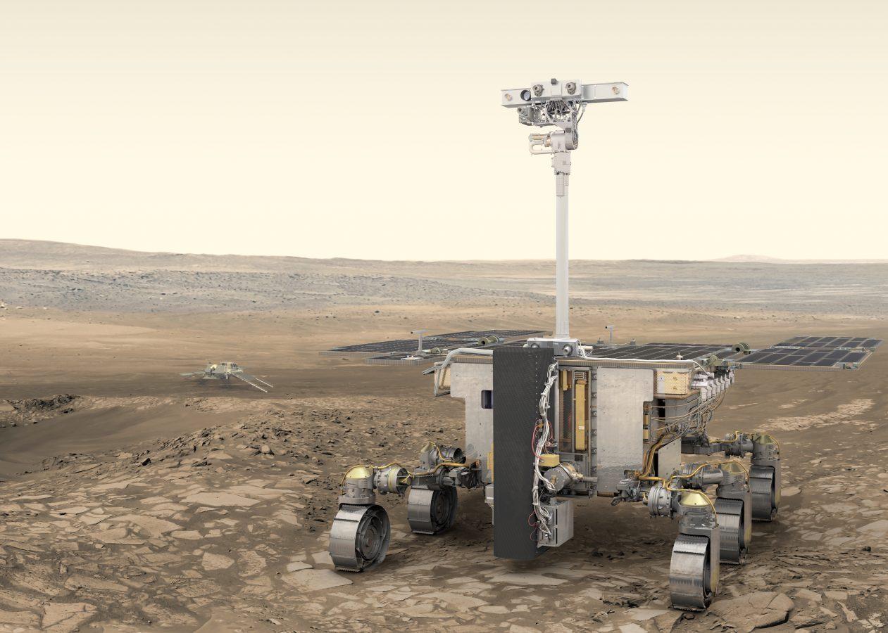 Mars-Mission oder Mars-Vision?
