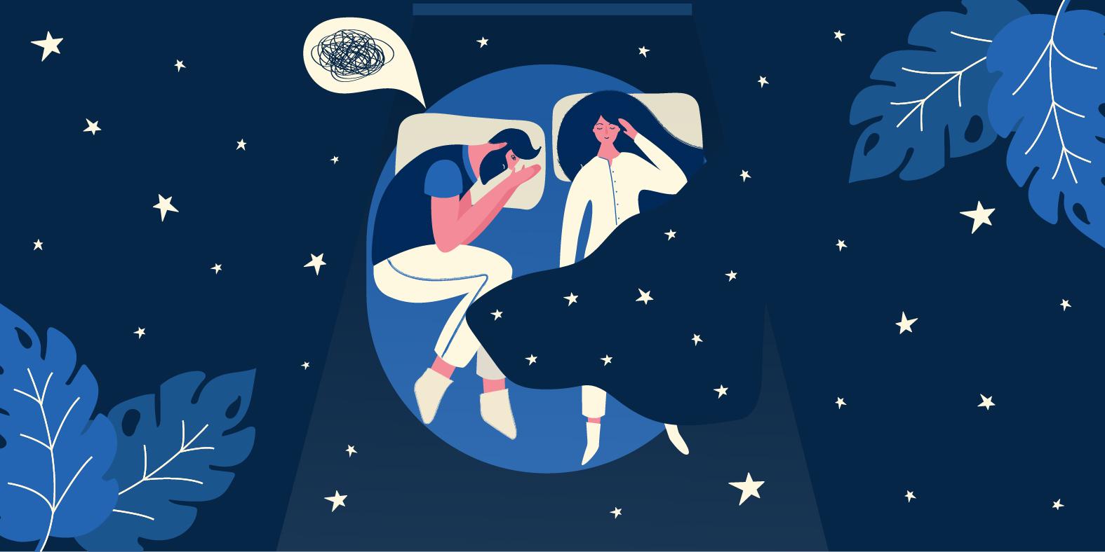 Schlaflose Nächte: Wenn die innere Uhr aus dem Takt gerät